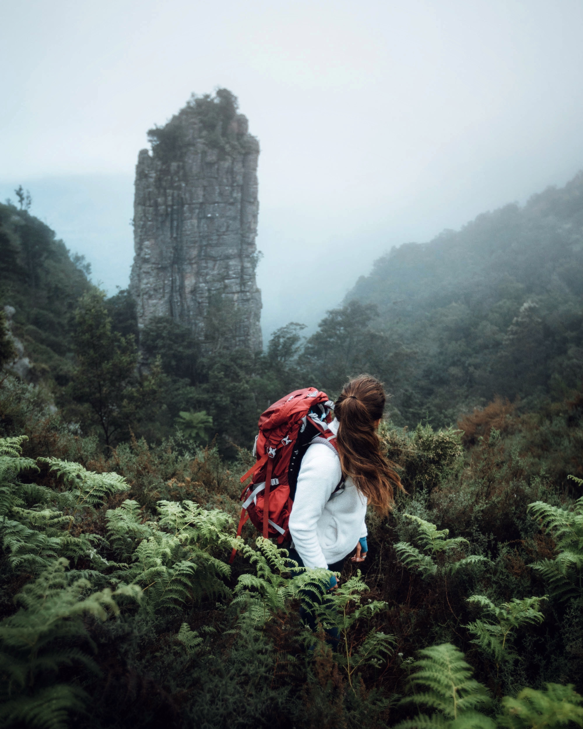 Pinnacle Rock, near God's Window