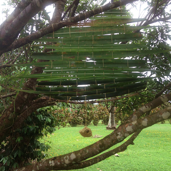 Suspended Weaving #2