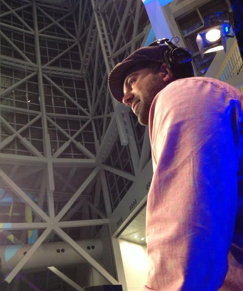 Vfresh at the 2013 LA Auto Show