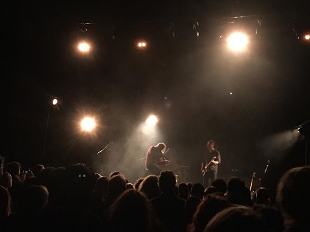The Dirty Three just destroyed The Odeon in Hobart fur Dark Mofo. One of the best things I have born witness to in my whole life. Does that sound a touch OTT? I heard dozens of people say the same thing.
