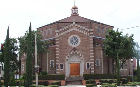 St. Mary Our Lady of Grace - St. Petersburg, FL