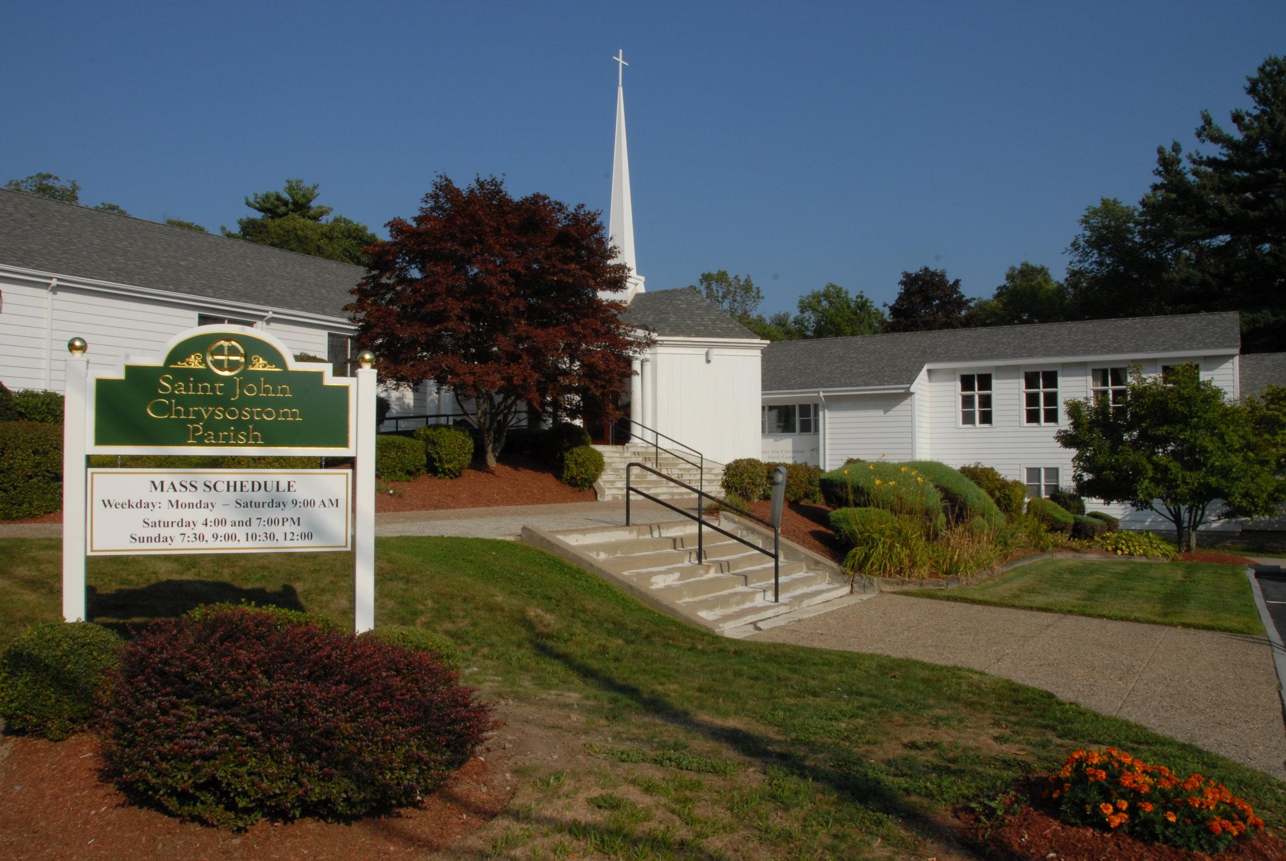 St. John Chrysostom Parish - West Roxbury, MA