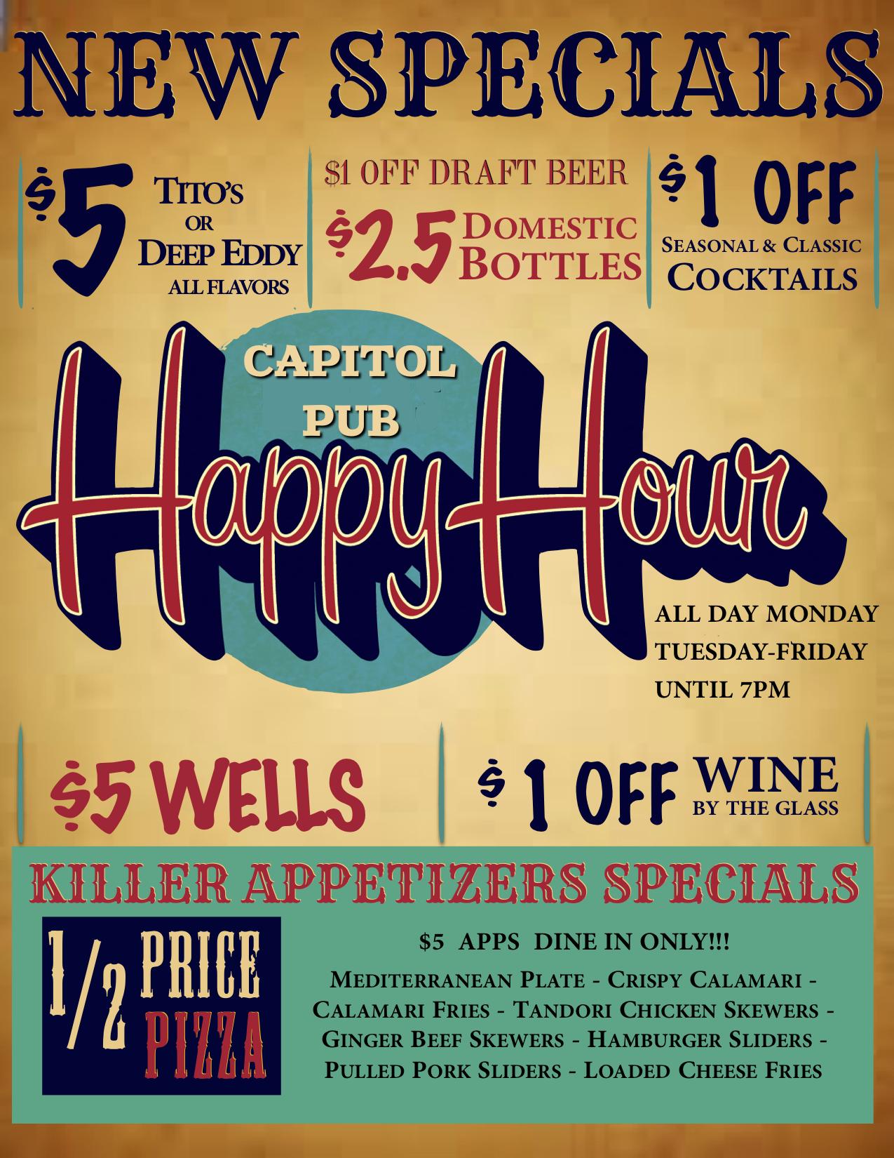 Capitol Pub Happy HOur Poster.jpg