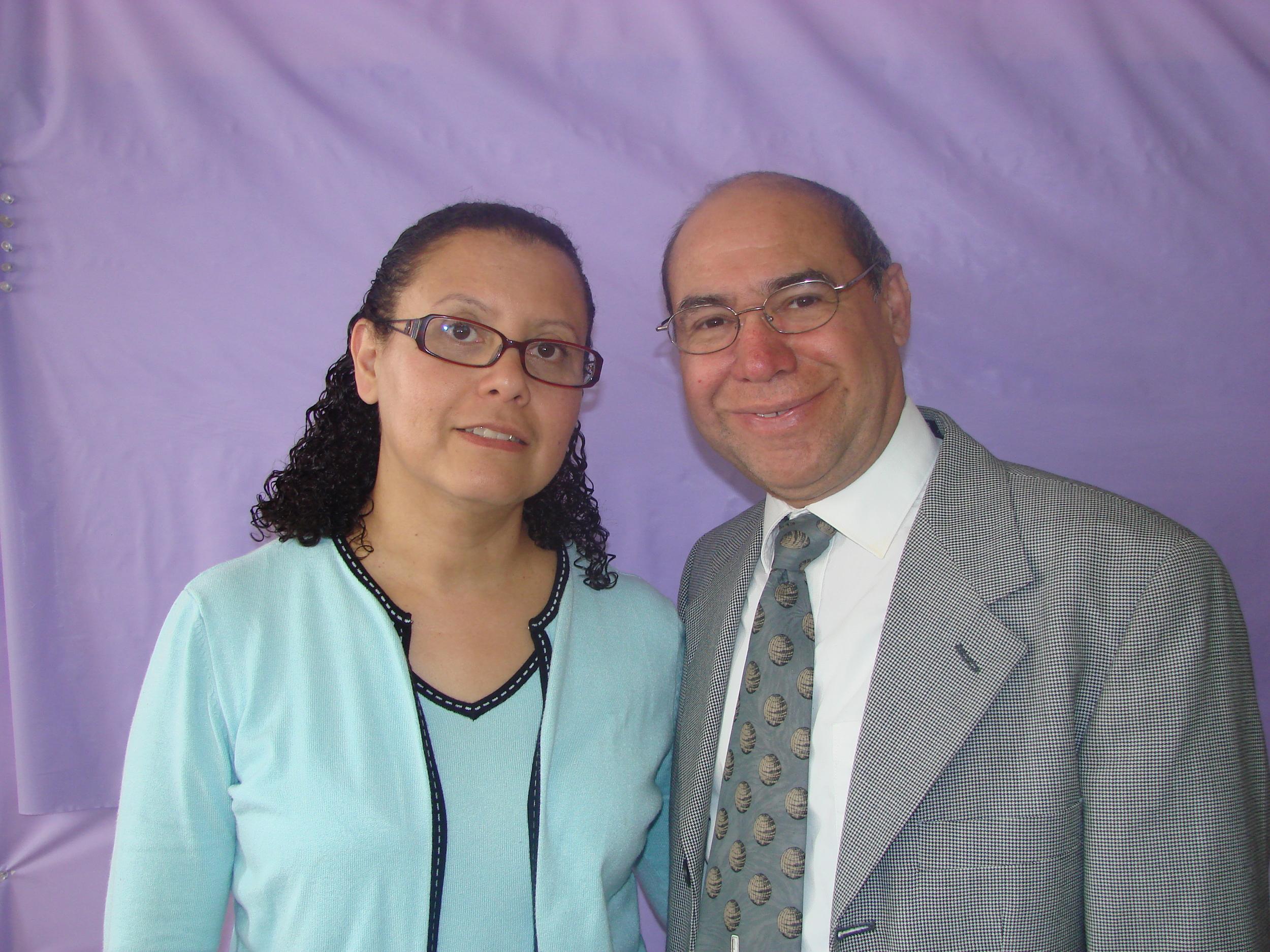Pr. Jose & Rosa Elvir