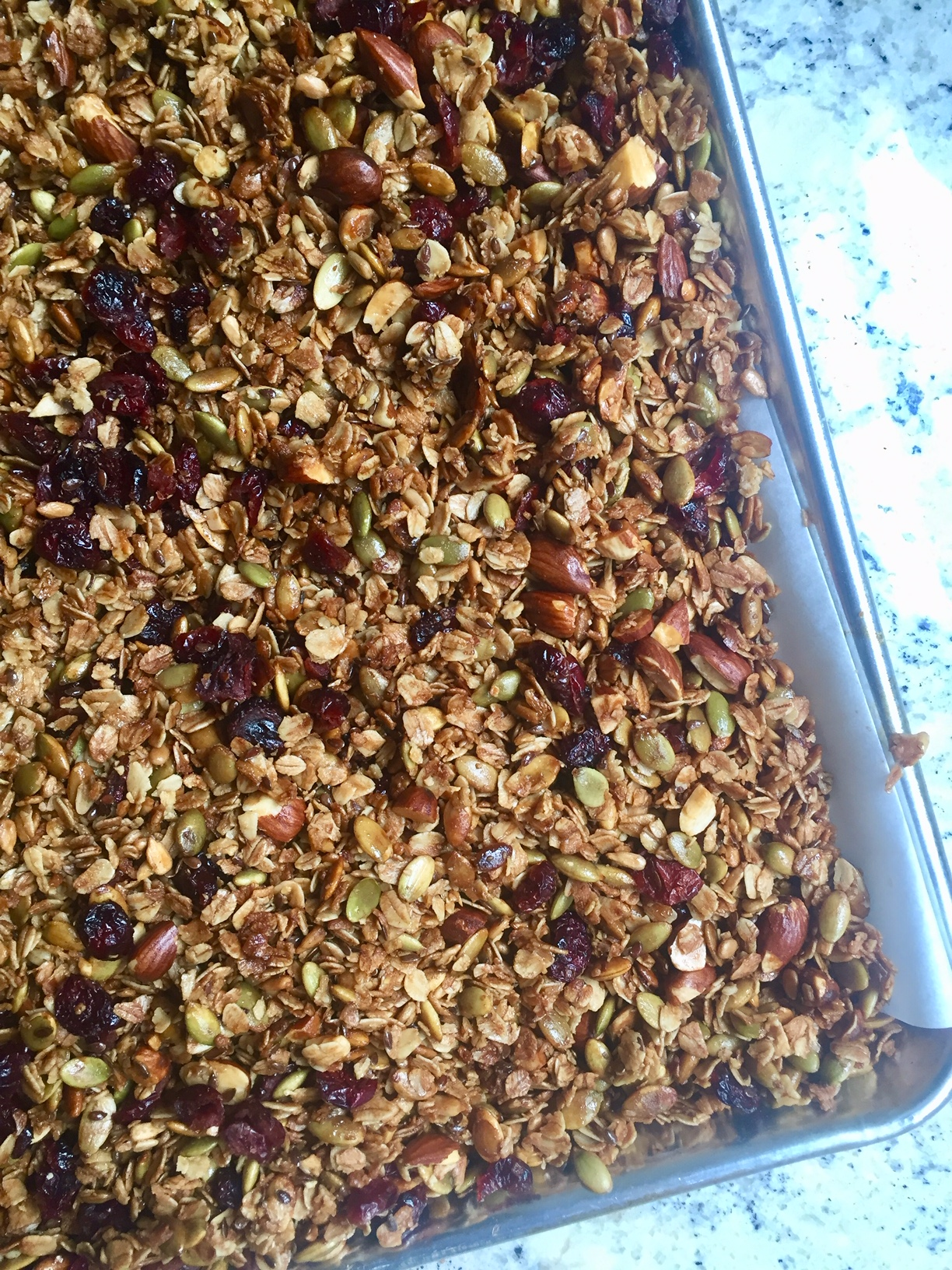 The Thing About Granola    — BREAD IS GOOD