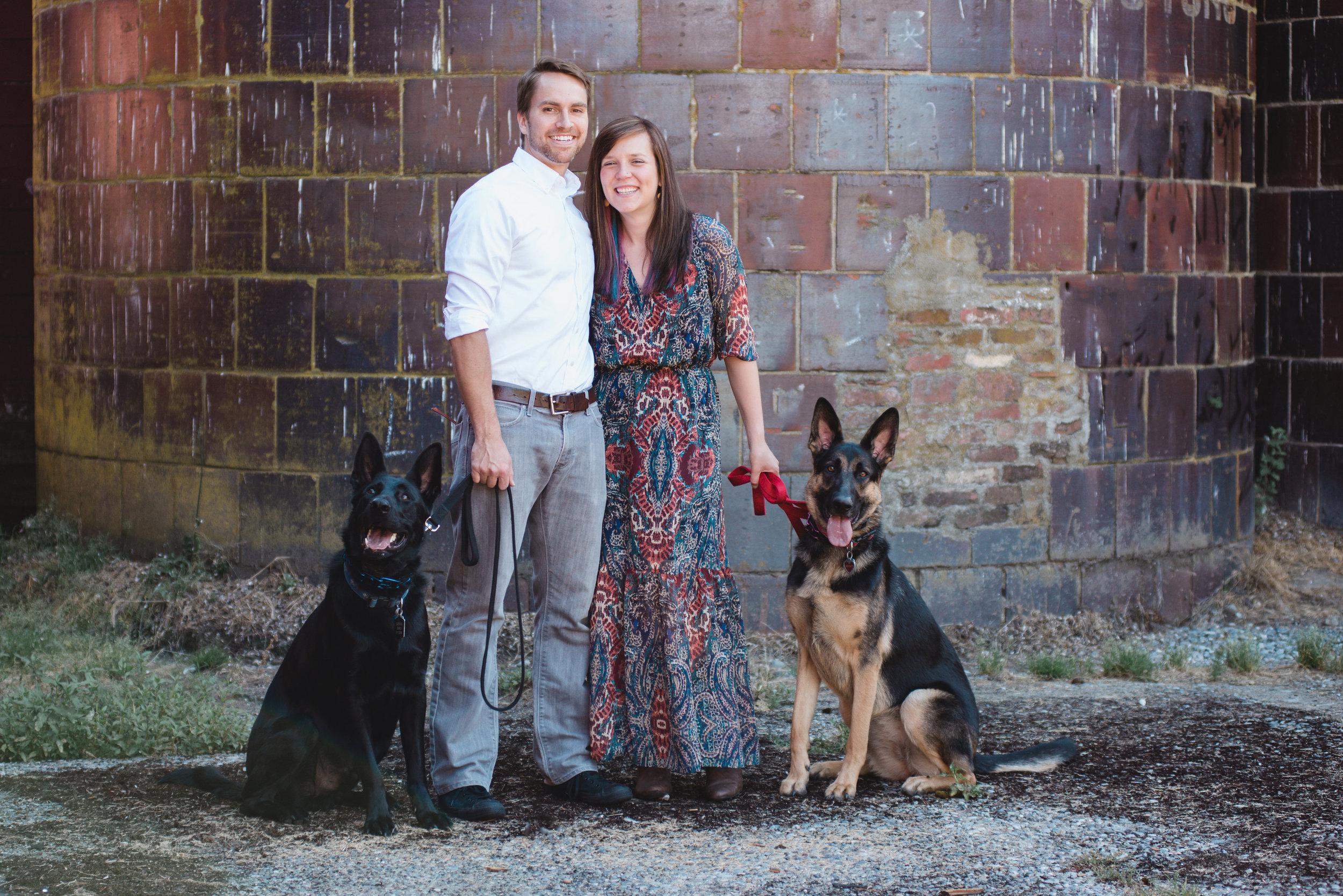 Tim and Jenn-Jen Tim Pups-0001.jpg