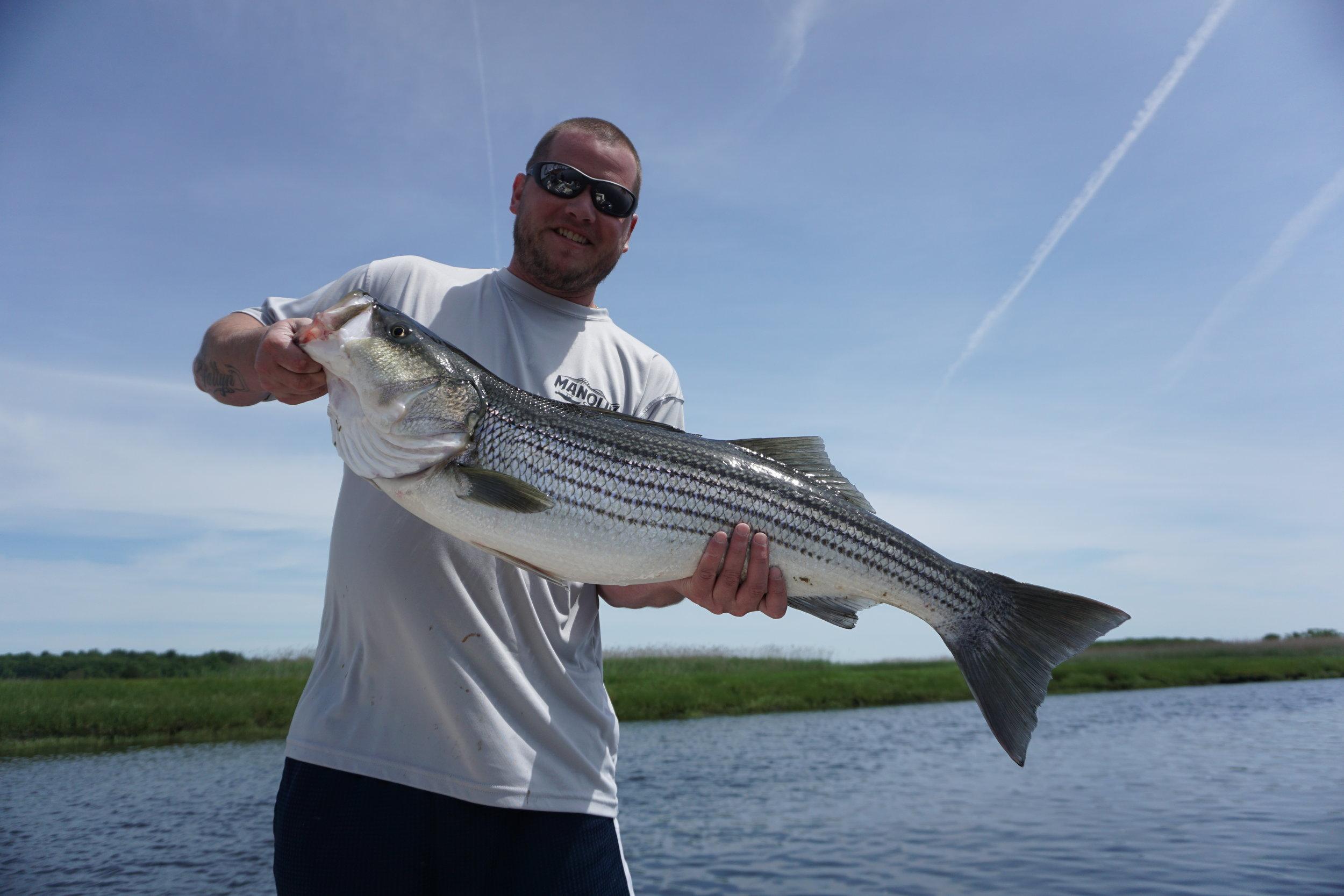 captain fishing newburyport