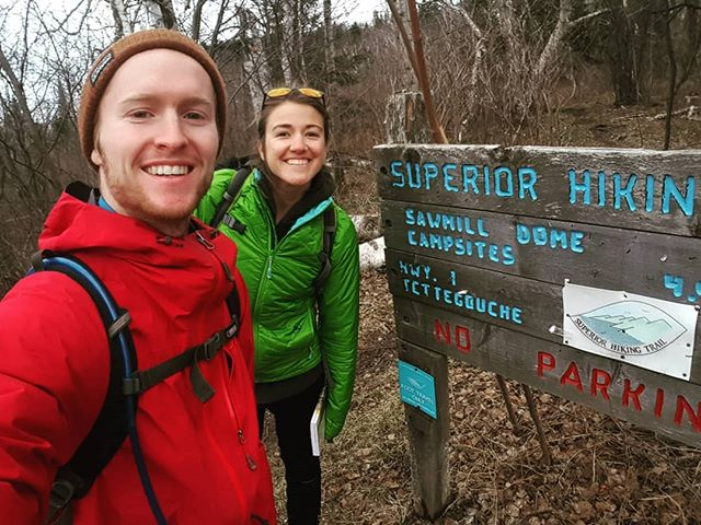 @trailfitters #tftrailchallenge Sawmill Dome : Complete!  Great way to celebrate our first year together. Always adventuring :)
