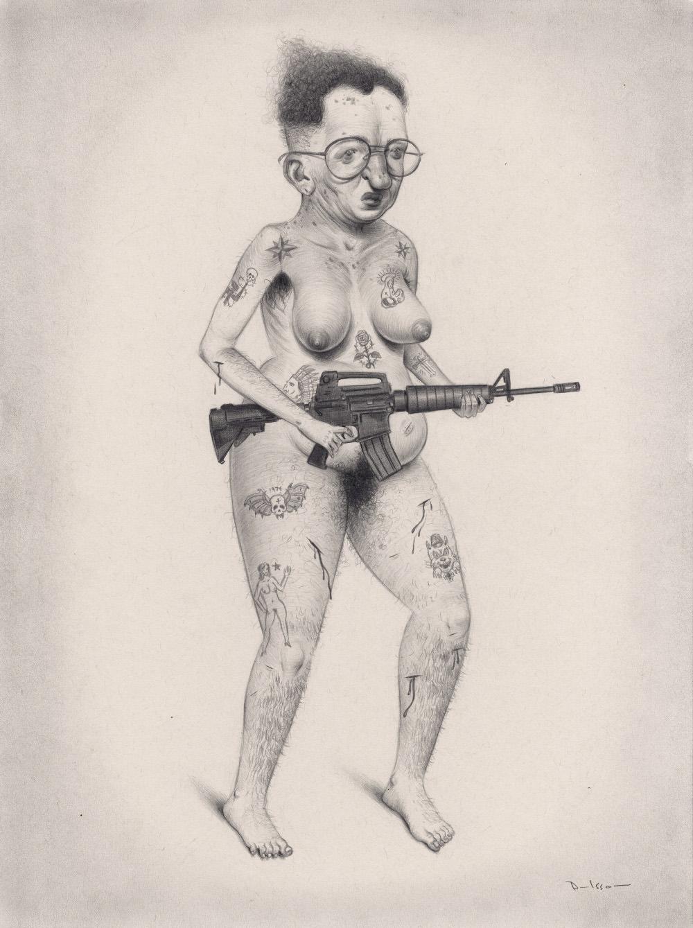 Granny Got A Gun