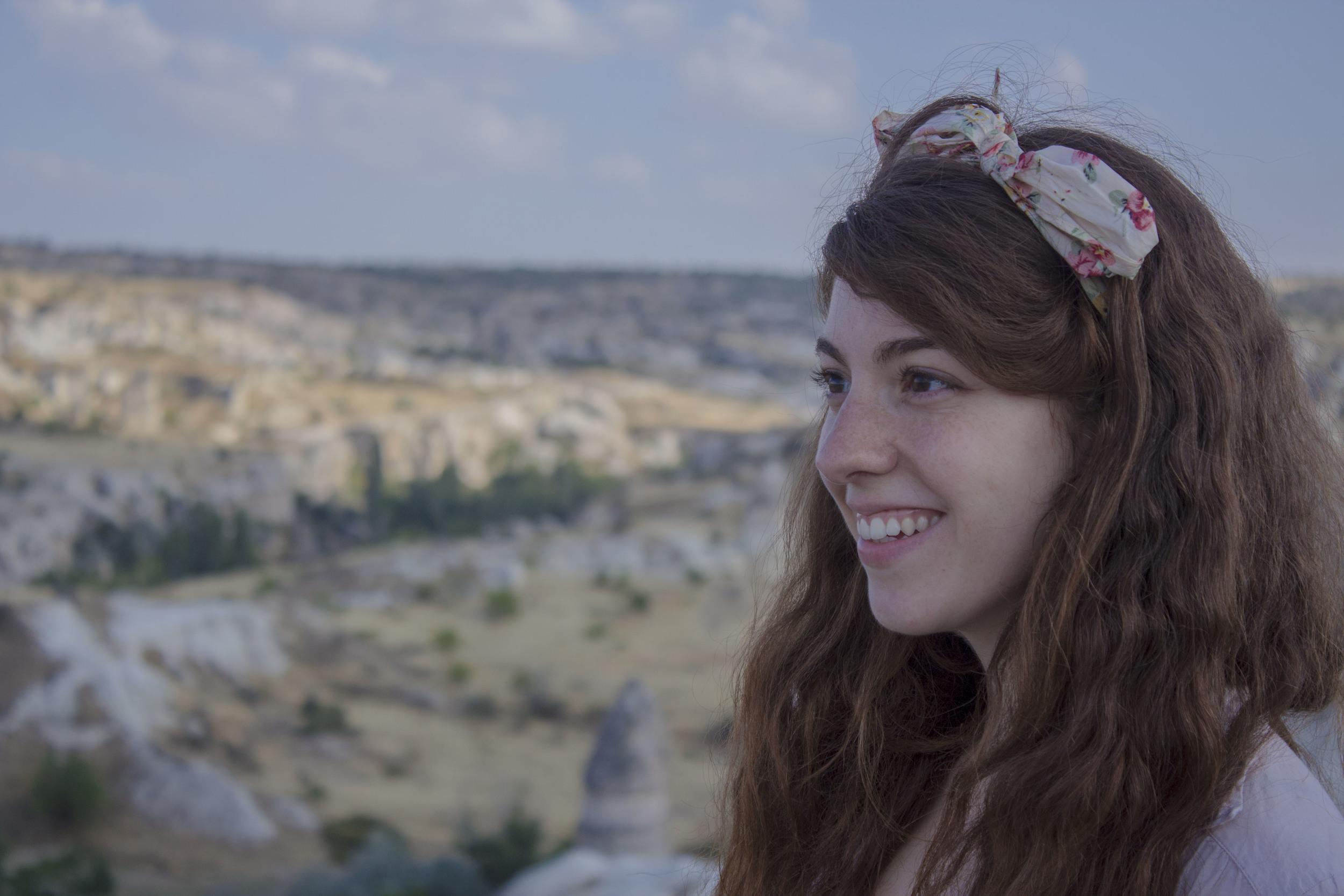 Noura (Cappadocia, 2013)