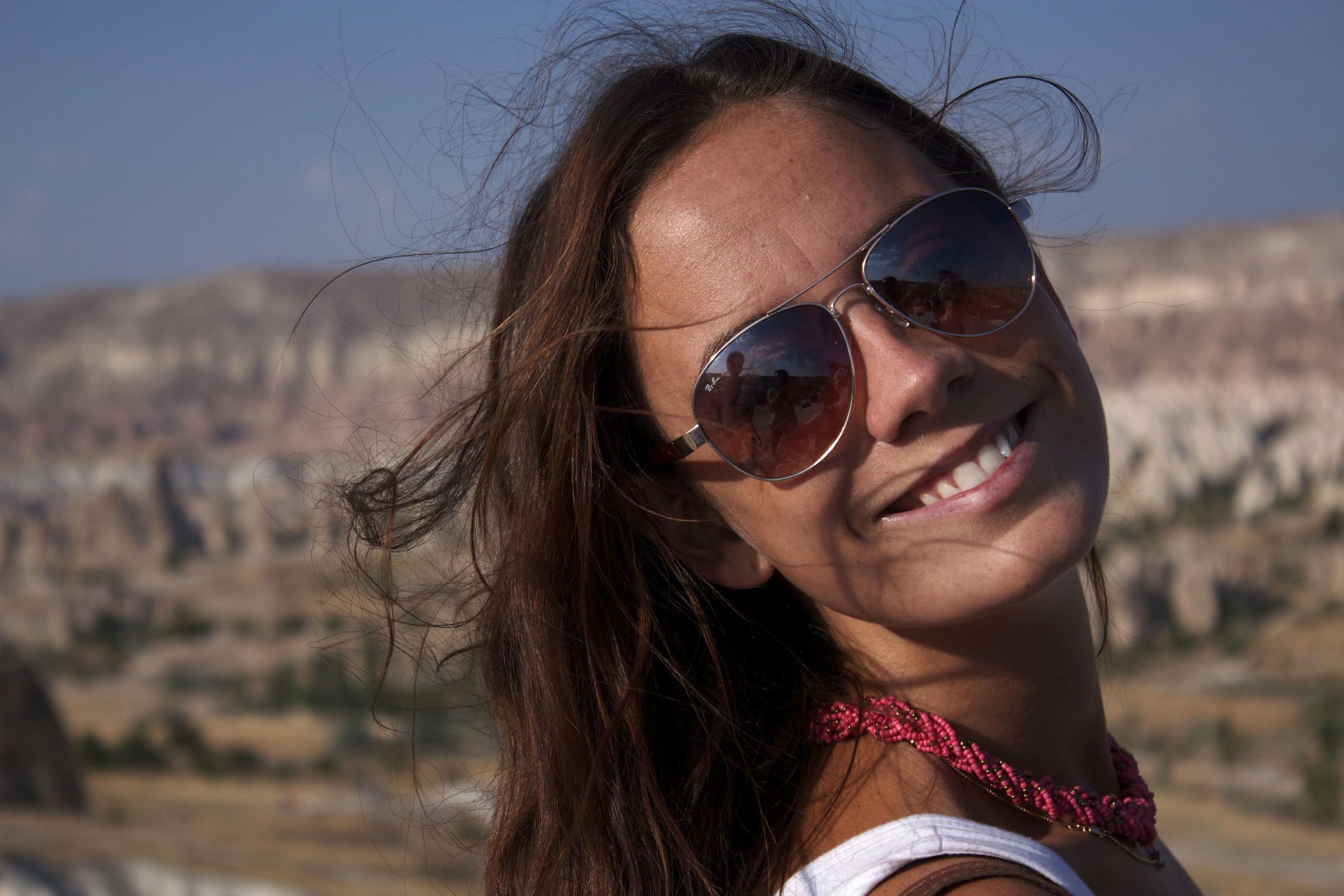 Stephanie (Cappadocia, 2013)