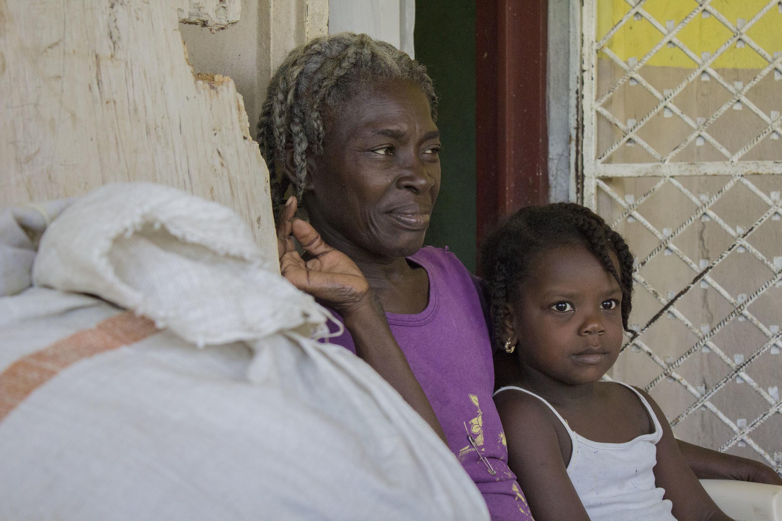 Florence (Haiti, 2013)