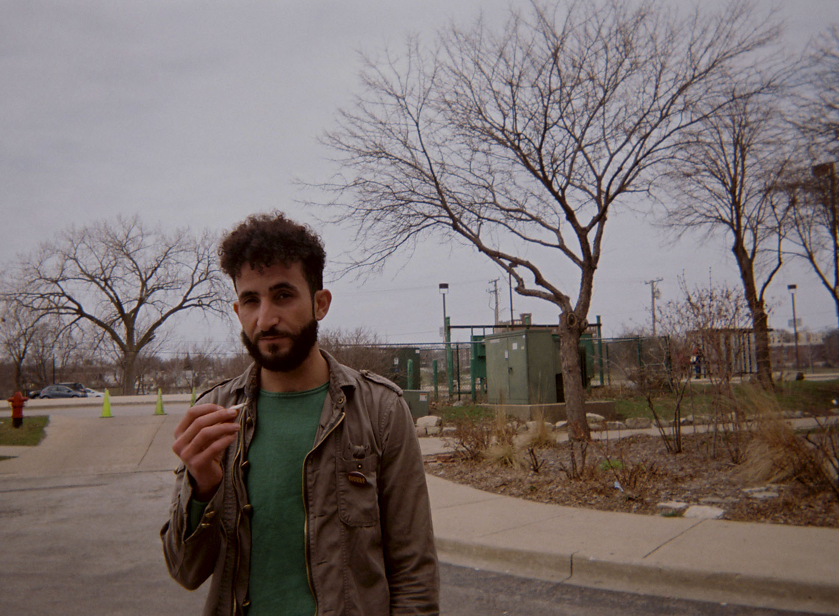Ahmed (Chicago, 2014)