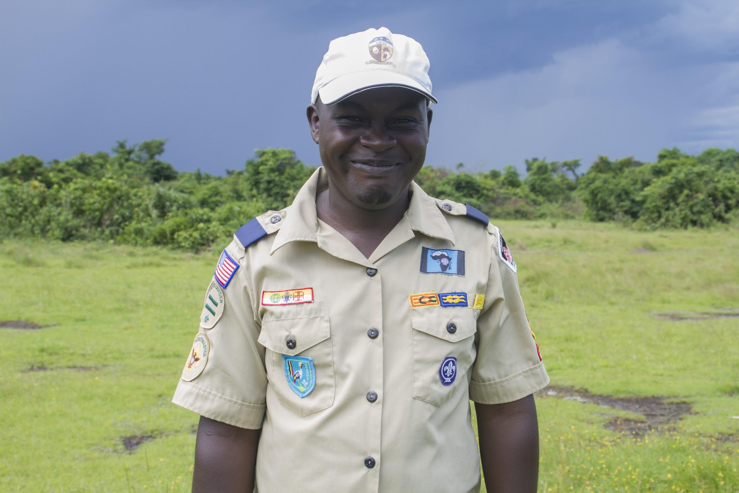 George (Uganda, 2016)