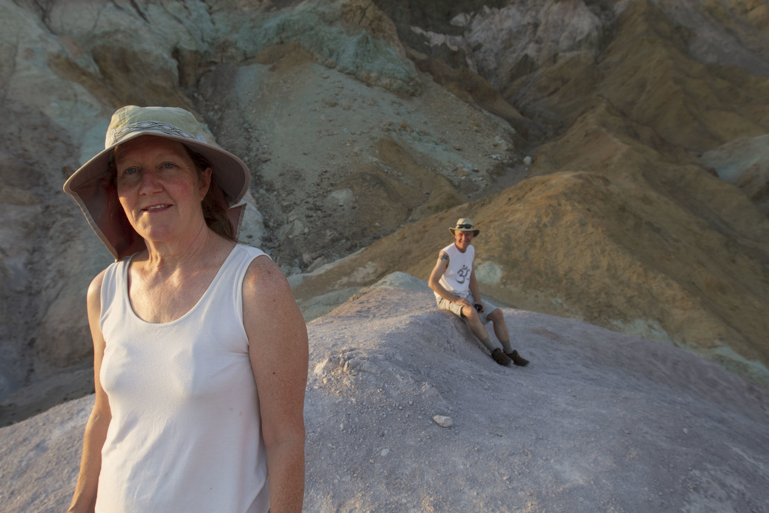 Jean & Tom (Death Valley, 2018)