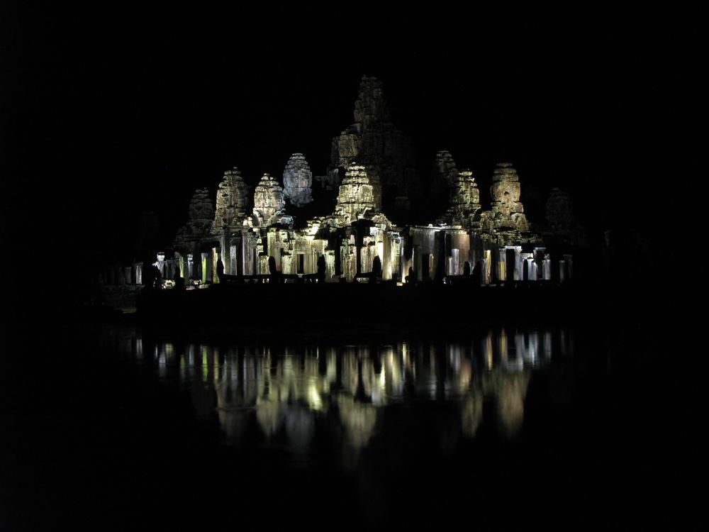 Judith Balland, Angkor