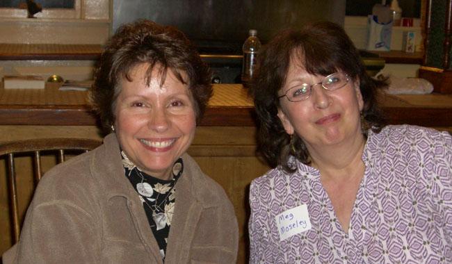 Maureen Lang & Meg Moseley