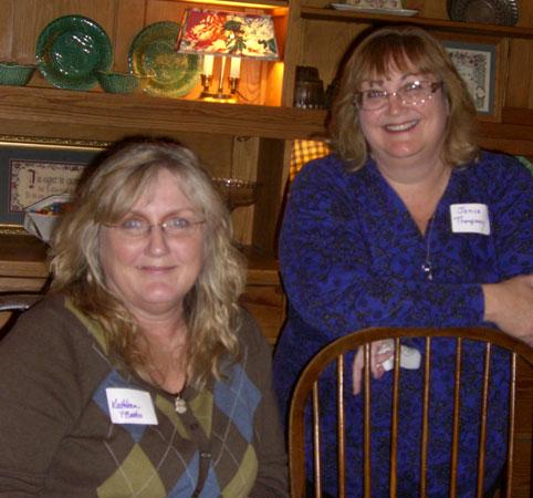 Kathleen Y'Barbo & Janice Thompson