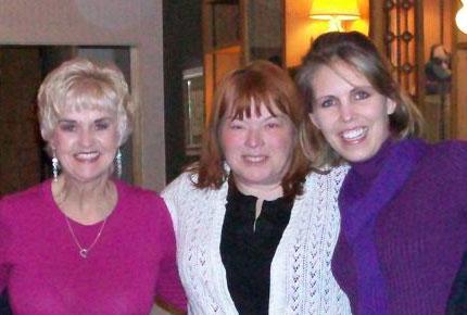 Sharlene Maclaren, Tracie Peterson and Cara Putnum