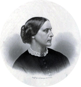 The Woman's Congress at the Chicago World's Fair featured some of history's most influential women, such as Susan B. Anthony. Assign famous female figures to each book club member and have him or her recite a brief biography, as well as any quotes or clips from World's Fair lectures.