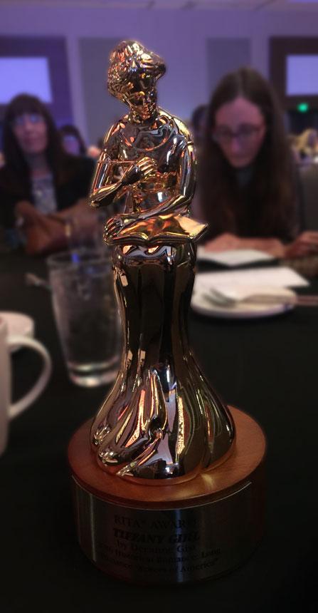 Deeanne's Rita Award