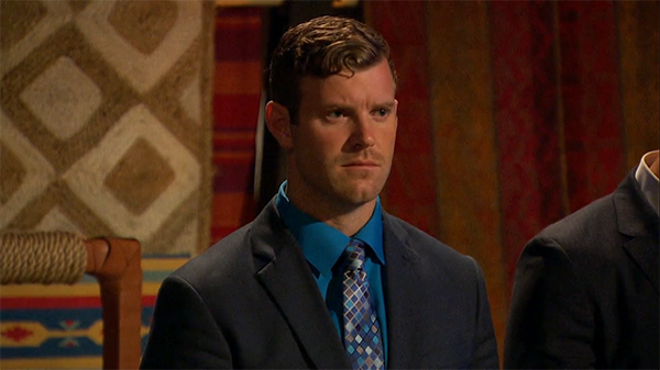 My expression re: that tie.