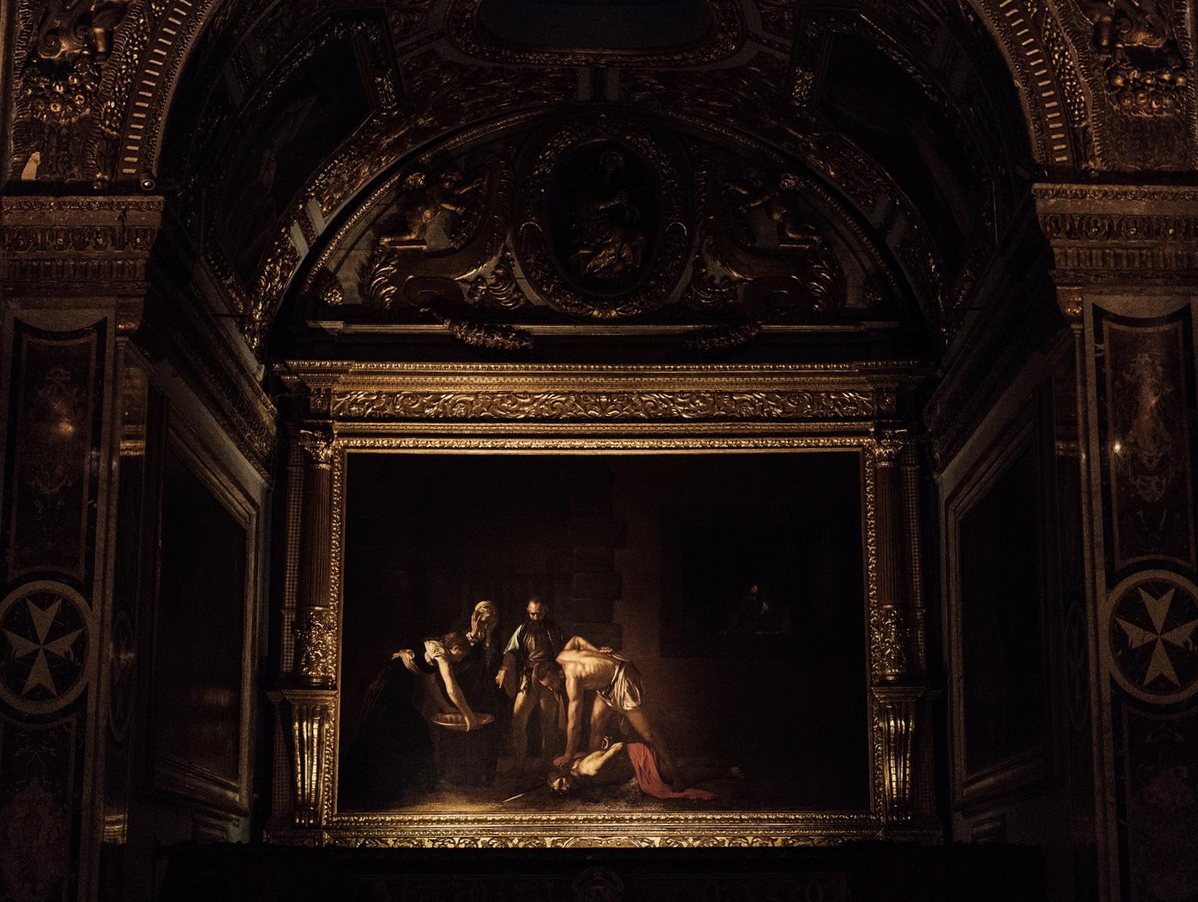 Caravaggio. Obsessed.