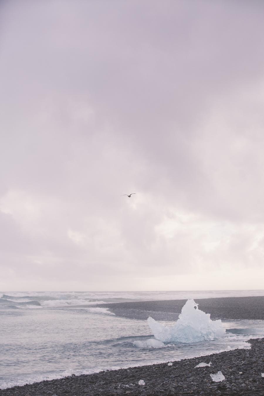 Jökulsárlón , Vatnajökull National Park.