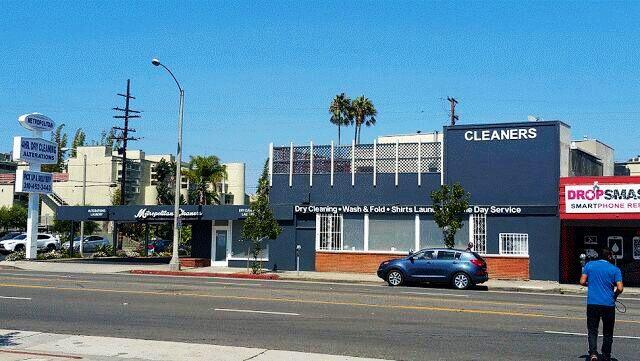 Metropolitan Cleaners