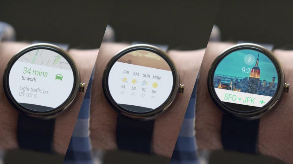 Moto 360 Smart Watch Android Wear Watch Faces
