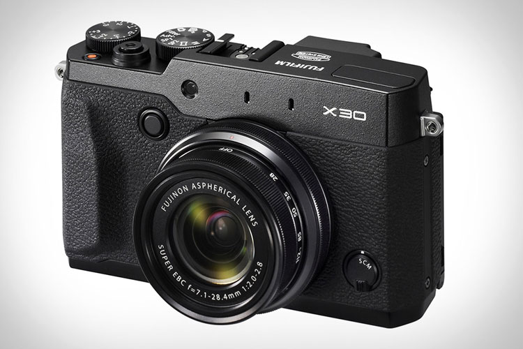Fujifilm X30 12MP Mirrorless Camera