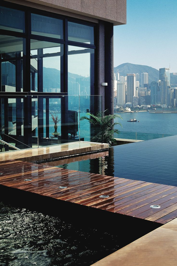INFINITY POOL WITH A VIEW HONG KONG ITCHBAN.COM