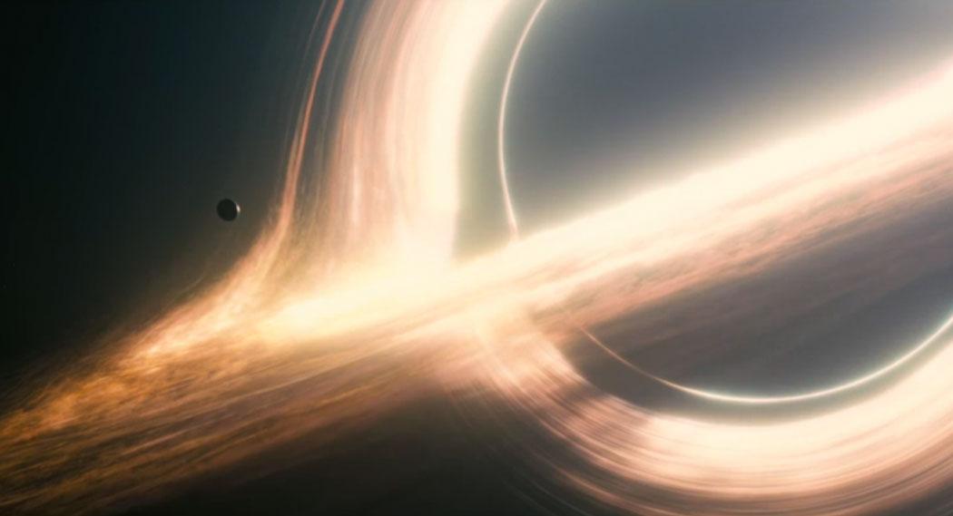 Screenshot from Interstellar trailer (2014)
