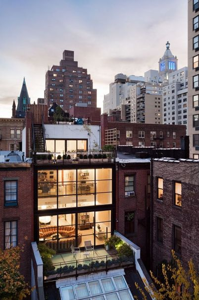 NEW YORK CITY LOFT APARTMENT BALCONY ITCHBAN.COM