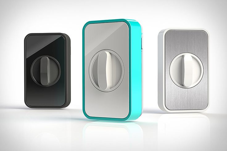 Lockitron wireless bluetooth keyless entry deadlock ITCHBAN.com