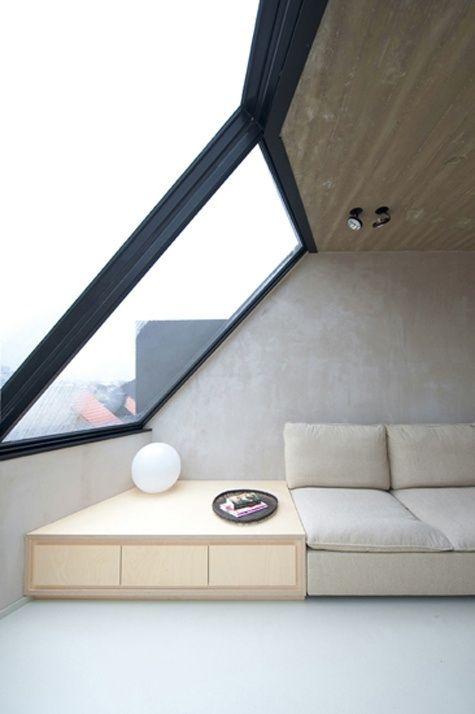 Natural Light attic roof top setup ITCHBAN.com