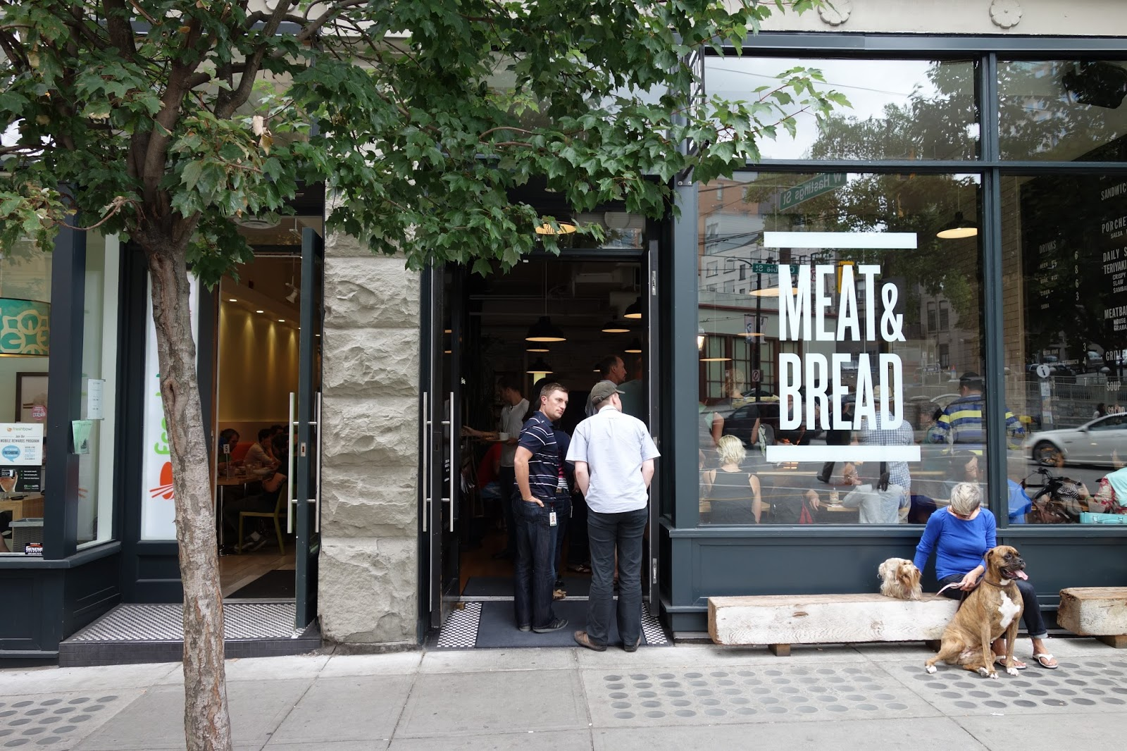 Meat and Bread Storefront 3 ITCHBAN.com