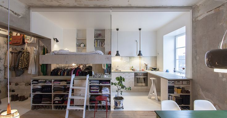 Converted Storage Room 01 ITCHBAN.com.