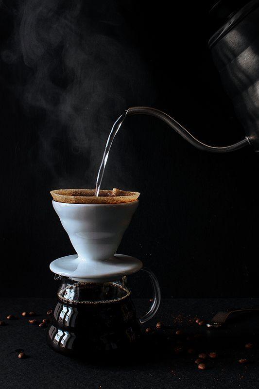 Pour Over Coffee ITCHBAN.com.