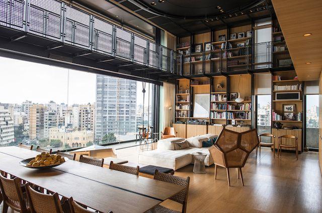 Rich Penthouse ITCHBAN.com.