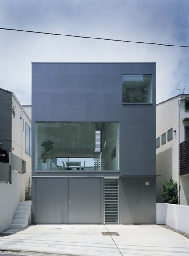 Modern Japanese Architecture ITCHBAN.com