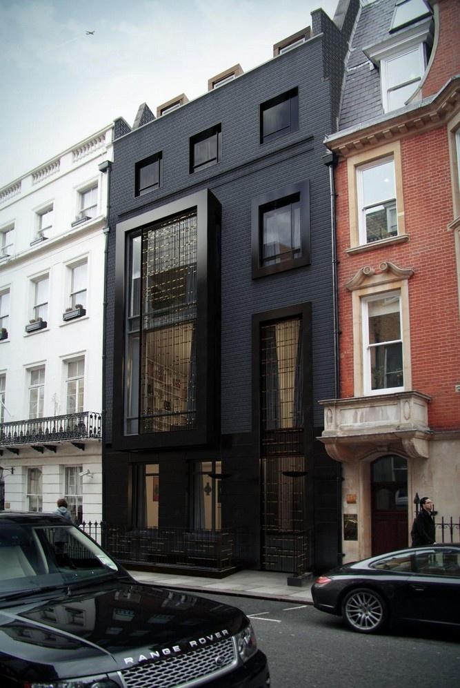 Black building ITCHBAN.com