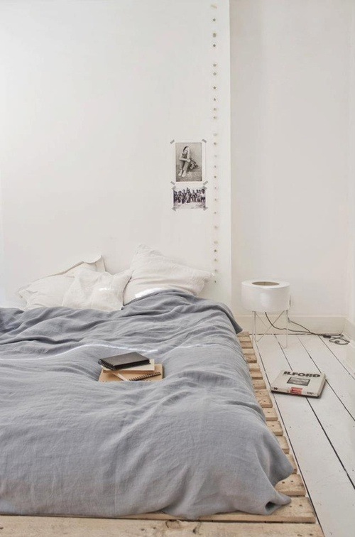 Japanese floor styled bed ITCHBAN.com