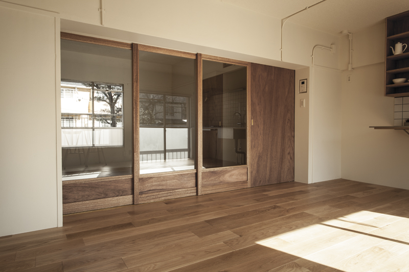 Wooden Japanese styled modern architecture ITCHBAN.com