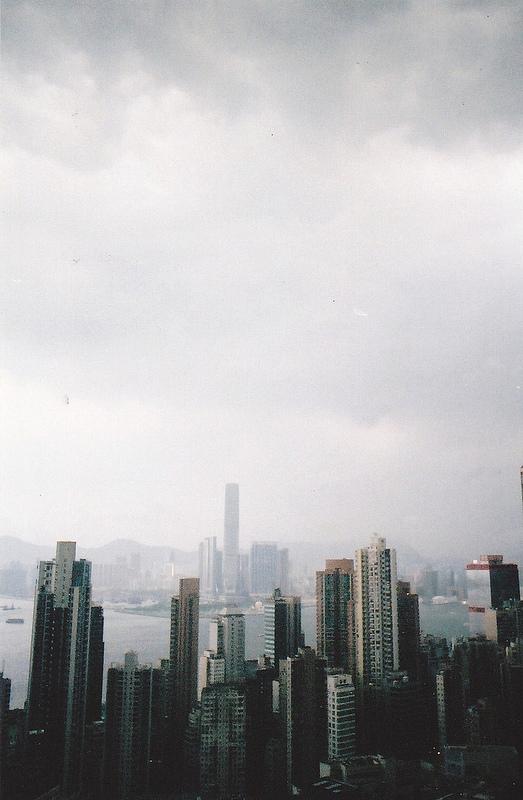 Hong Kong Apartment high rise skyline ITCHBAN.com