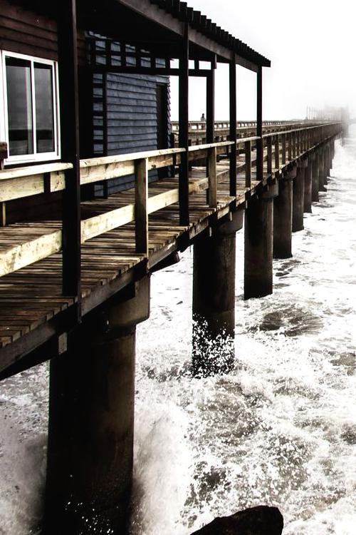 House on a pier ITCHBAN.com