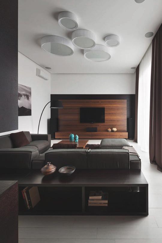Modern Lounge room ITCHBAN.com