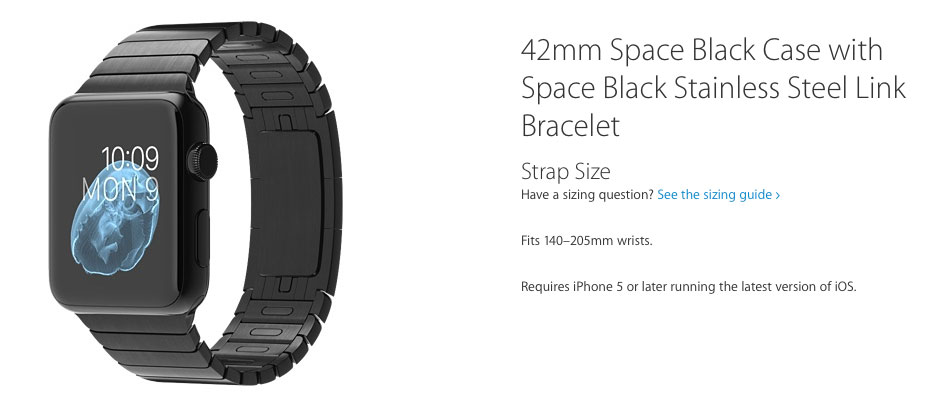 Apple-Watch-Space-Black-with-steel-links-42mm