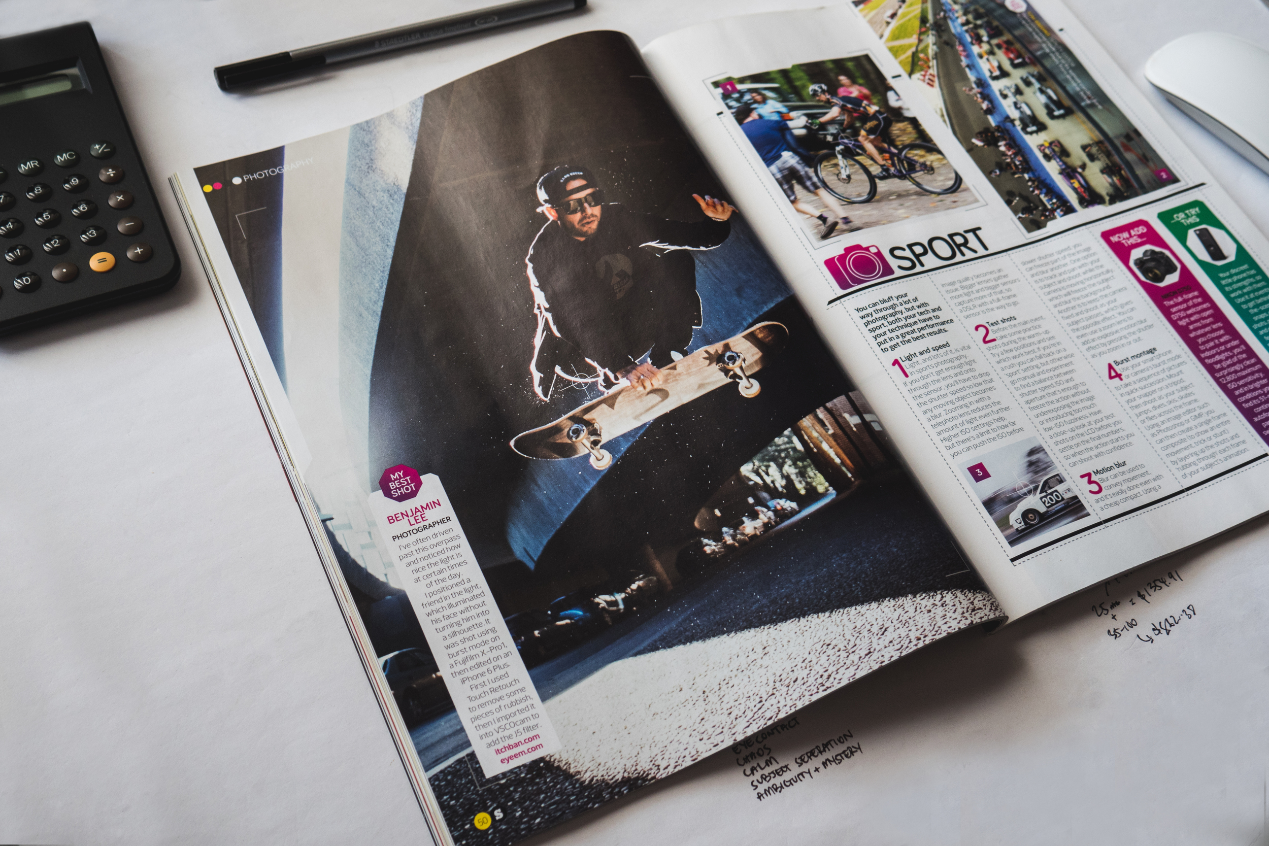 Stuff Magazine Full Page