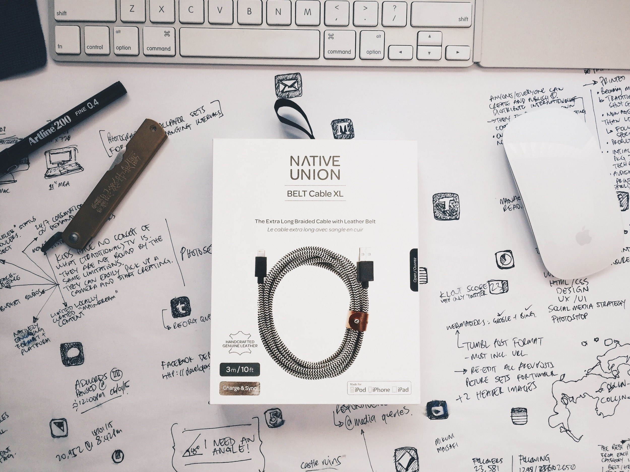 Native Union Lightning Cable Review